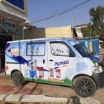 Promess Around the world - Somaliland Camion