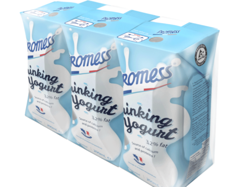 Promess Ambient Drinking Yogurt : A french Ambient drinking yogurt ready to conquer the world 09.11.2018
